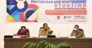 Sukseskan Aksi Konvergensi Stunting, Sekda Ridwan Tekankan Koordinasi Lintas Sektor