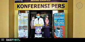 Akhirnya! 2 Pasien Positif Corona di Gorontalo Sembuh & Dipulangkan