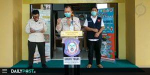 Update Covid-19 Senin (08/06/20) : Gorontalo Ketambahan 8 Pasien Sembuh