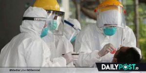 Update Covid-19 (12/06/20) : Gorontalo Ketambahan 16 Kasus Positif, Sembuh Cuma 1