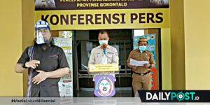 Update (22/06/20) : Pasien Sembuh Corona di Gorontalo Bertambah 5, Positif 4