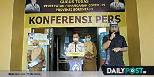 Positif Covid, Ibu Hamil di Gorontalo Meninggal Dunia Sebelum Melahirkan