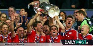 Menang Tipis 1-0 atas PSG, Bayern Muenchen Sabet Juara Liga Champions 2019-2020