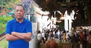 Terkait Acara Ultah Gubernur Jatim, Ketua FKPRM Jatim: Sekdaprov Harus Minta Maaf
