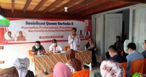 DPP IKAN dan Kesbangpol Aceh Gelar Sosialisasi Qanun Narkoba dan P4GN