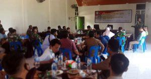 Dandim 0110/Abdya Gelar Coffee Morning Bersama Insan Pers