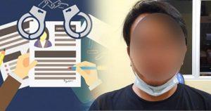 Polresta Manado Amankan Terduga Pemalsuan Surat Hasil Rapid Test