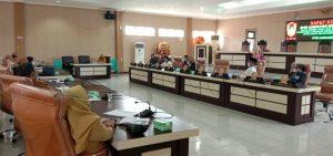 Komisi 3 Gelar Rapat Rencana Kerja Bersama OPD Mitra