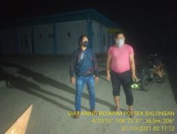 Hadirnya Kepolisian Sektor Balongan Dilingkungan Masyarakat Dalam Menjaga Keamanan