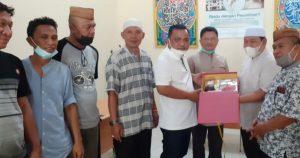 Kunjungi Ponpes KP Manado, Wabup Hendra : Saya Pernah Menimbah Ilmu Disini