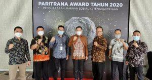Bonebol Masuk Tahap Penjurian Akhir Nominator Paritrana Award BPJAMSOSTEK 2020