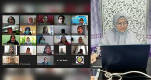 Dosen FKM Universitas Gorontalo Ikuti Klinik Akreditasi oleh LAM-PT Kes