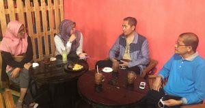 "Kepala BPJPH Harap Kedepan Kedai Safaz""Ain"" Bisa Bersertifikat Halal"