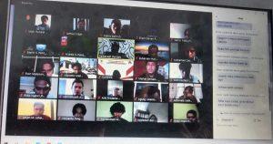 Pra UKW Gorontalo Di Gelar Secara Virtual