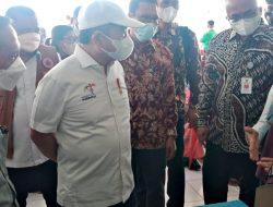 Tingkat Vaksinasi Tinggi, Suharso Monoarfa Apresiasi Pemkab Gorontalo