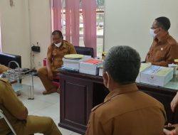 Wakil Bupati Datangi Inspektorat Gorontalo Utara