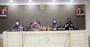 Komite III DPD-RI Kunjungi Pemprov Sulut