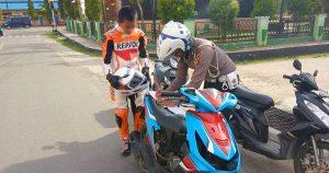 "[FlashNews] ""Marc Marquez"" Ditilang Polisi di Gorontalo"