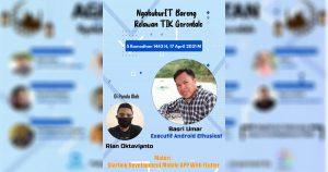 Keren!!! Begini Ngabuburit Ala RTIK Provinsi Gorontalo