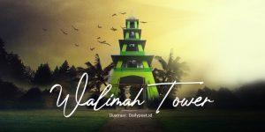 Walimah Tower, Destinasi Wisata Baru di Gorontalo?