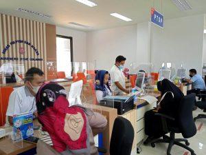 Hasil Survei, Layanan Dinas Penanaman Modal Kabupaten Bone Bolango Sangat Baik
