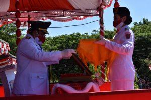 Bupati Indra Yasin Jadi Inspektur Upacara 17 Agustus Gorontalo Utara
