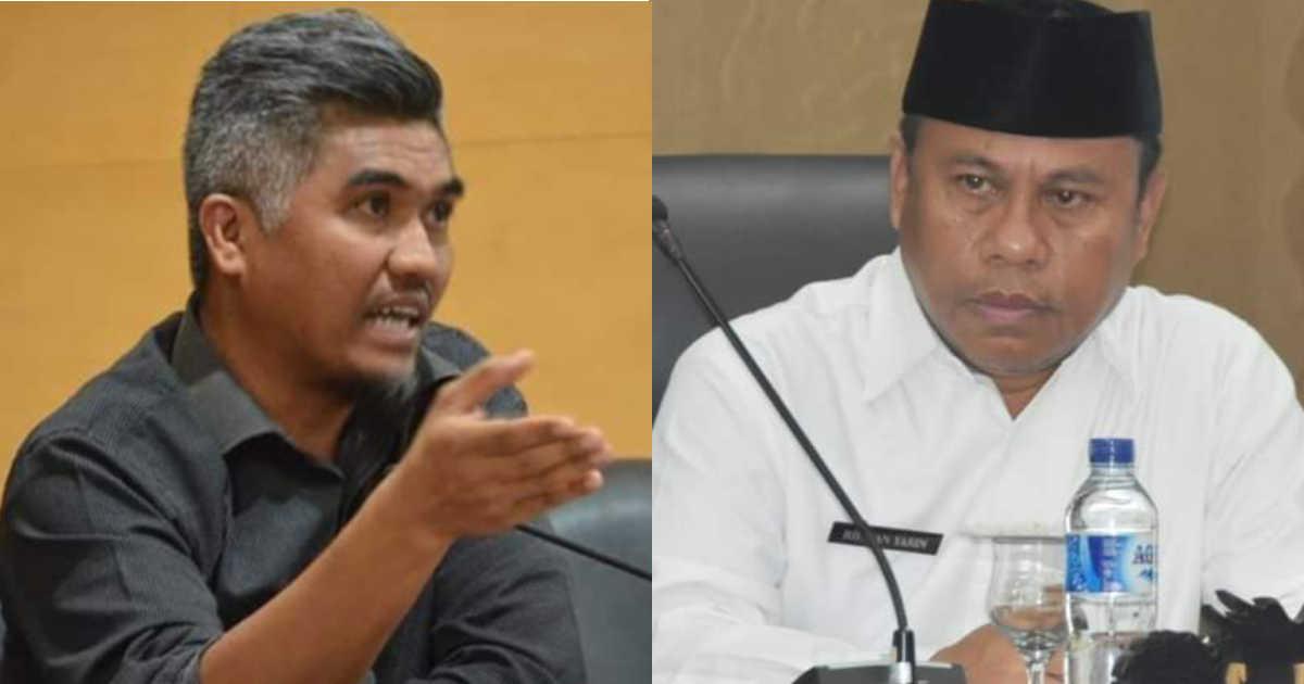 Hamzah Sidik Tantang Ridwan Yasin Buka-Bukaan Soal Mobil KDO
